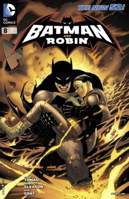 Batman and Robin (2011- ) #8 (NOOK Comic with Zoom View)