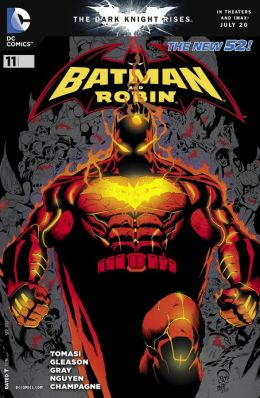 Batman and Robin #11 (2011- ) (NOOK Comics with Zoom View)