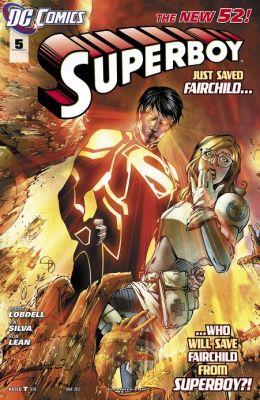 Superboy #5 (2011- ) (NOOK Comics with Zoom View)