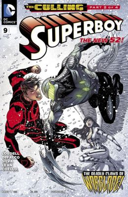 Superboy #9 (2011- ) (NOOK Comics with Zoom View)