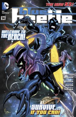 Blue Beetle #14 (2011- ) (NOOK Comics with Zoom View)