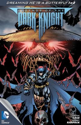 Legends of the Dark Knight #25 (2012- ) (NOOK Comics with Zoom View)
