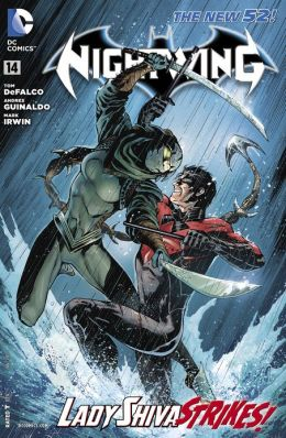 Nightwing #14 (2011- ) (NOOK Comics with Zoom View)
