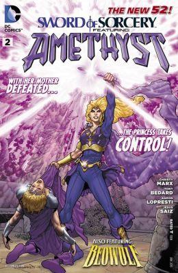 Sword of Sorcery #2 (2012- ) (NOOK Comics with Zoom View)