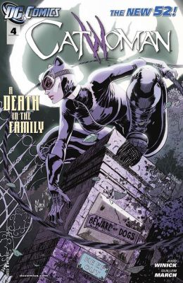 Catwoman #4 (2011- ) (NOOK Comics with Zoom View)