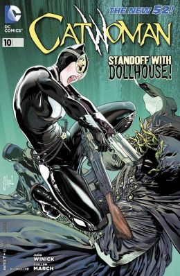 Catwoman #10 (2011- ) (NOOK Comics with Zoom View)