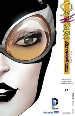 Catwoman #13 (2011- ) (NOOK Comics with Zoom View)