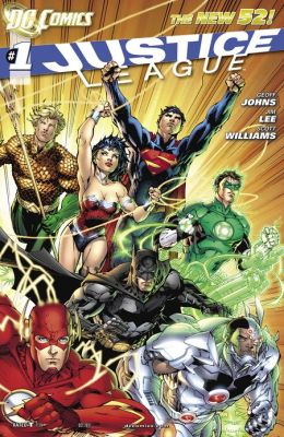 Justice League #1 (2011- ) (NOOK Comics with Zoom View)