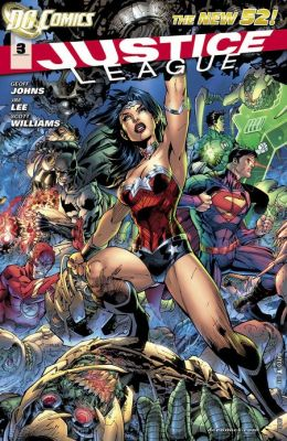 Justice League #3 (2011- ) (NOOK Comics with Zoom View)