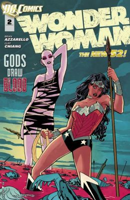 Wonder Woman #2 (2011- ) (NOOK Comics with Zoom View)