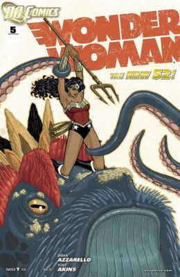 Wonder Woman #5 (2011- ) (NOOK Comics with Zoom View)