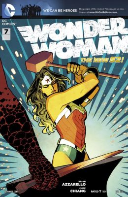 Wonder Woman #7 (2011- ) (NOOK Comics with Zoom View)