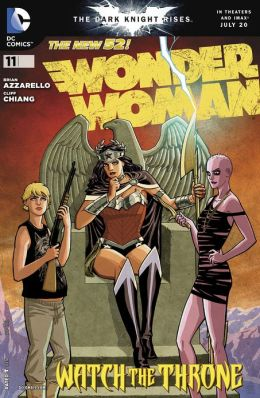 Wonder Woman #11 (2011- ) (NOOK Comics with Zoom View)