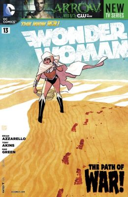 Wonder Woman #13 (2011- ) (NOOK Comics with Zoom View)