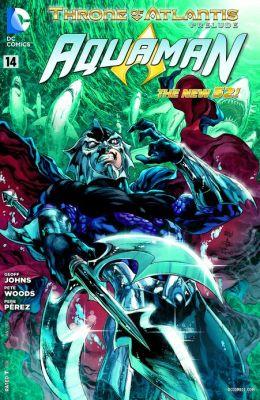 Aquaman #14 (2011- ) (NOOK Comics with Zoom View)