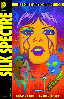 Before Watchmen: Silk Spectre #4 (NOOK Comics with Zoom View)