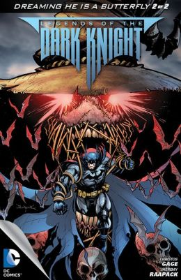 Legends of the Dark Knight #26 (2012- ) (NOOK Comics with Zoom View)