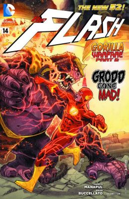 The Flash #14 (2011- ) (NOOK Comics with Zoom View)
