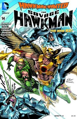 The Savage Hawkman #14 (2011- ) (NOOK Comics with Zoom View)