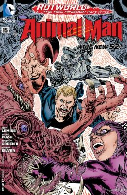 Animal Man #15 (2011- ) (NOOK Comics with Zoom View)