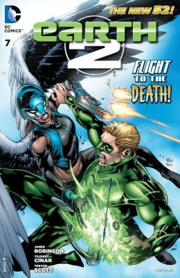 Earth 2 #7 (2012- ) (NOOK Comics with Zoom View)