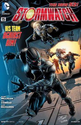 Stormwatch #15 (2011- ) (NOOK Comics with Zoom View)