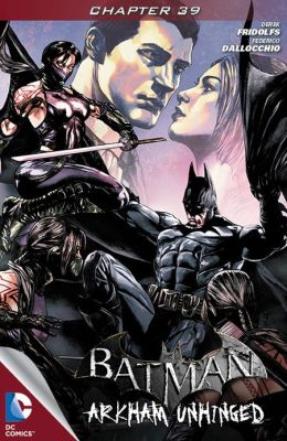 Batman: Arkham Unhinged #39 (NOOK Comics with Zoom View)