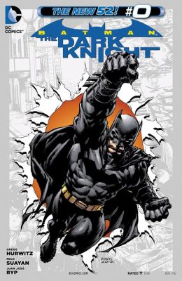 Batman: The Dark Knight #0 (2011- ) (NOOK Comics with Zoom View)