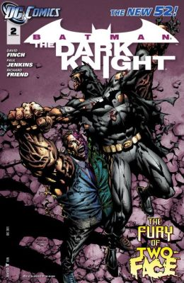 Batman: The Dark Knight #2 (2011- ) (NOOK Comics with Zoom View)