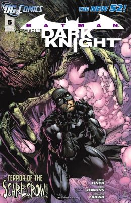 Batman: The Dark Knight #5 (2011- ) (NOOK Comics with Zoom View)
