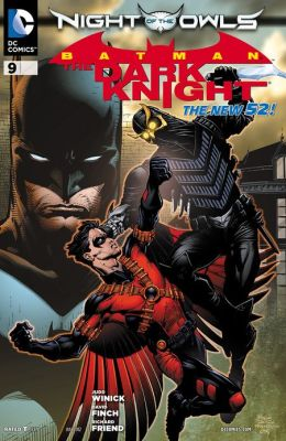 Batman: The Dark Knight #9 (2011- ) (NOOK Comics with Zoom View)