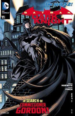 Batman: The Dark Knight #11 (2011- ) (NOOK Comics with Zoom View)