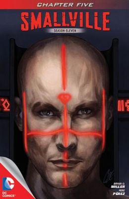 Smallville Season 11 #5 (2011- ) (NOOK Comics with Zoom View)