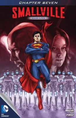 Smallville Season 11 #7 (2011- ) (NOOK Comics with Zoom View)