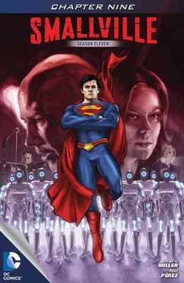 Smallville Season 11 #9 (2011- ) (NOOK Comics with Zoom View)