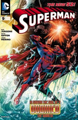 Superman #9 (2011- ) (NOOK Comics with Zoom View)