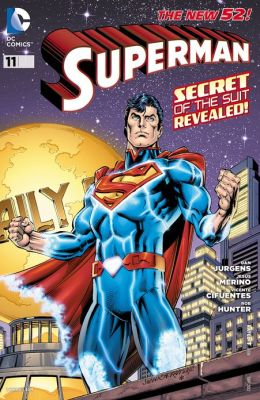 Superman #11 (2011- ) (NOOK Comics with Zoom View)
