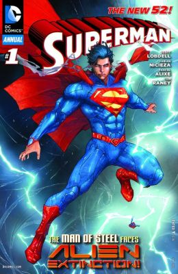 Superman Annual #1 (2011- ) (NOOK Comics with Zoom View)