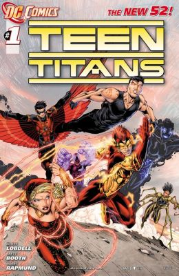 Teen Titans #1 (2011- ) (NOOK Comics with Zoom View)