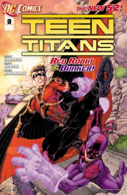 Teen Titans #3 (2011- ) (NOOK Comics with Zoom View)