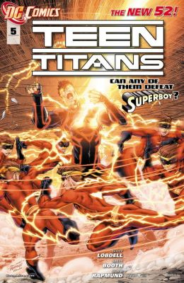 Teen Titans #5 (2011- ) (NOOK Comics with Zoom View)