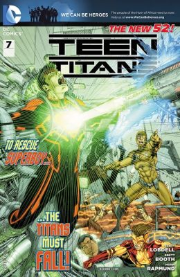 Teen Titans #7 (2011- ) (NOOK Comics with Zoom View)