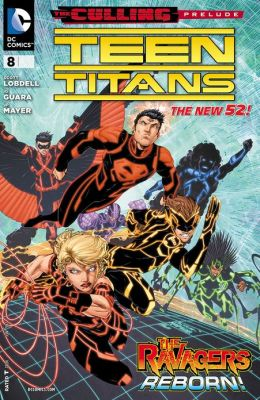 Teen Titans #8 (2011- ) (NOOK Comics with Zoom View)