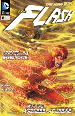 The Flash #8 (2011- ) (NOOK Comics with Zoom View)