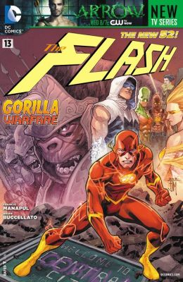 The Flash #13 (2011- ) (NOOK Comics with Zoom View)