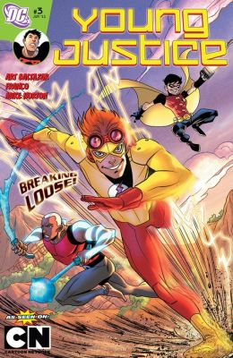 Young Justice #3 (2011- ) (NOOK Comics with Zoom View)
