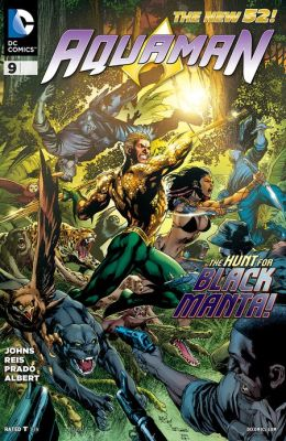 Aquaman #9 (2011- ) (NOOK Comics with Zoom View)