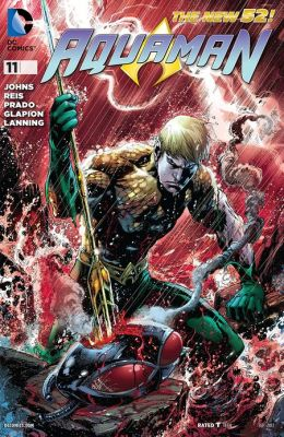 Aquaman #11 (2011- ) (NOOK Comics with Zoom View)