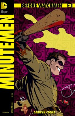 Before Watchmen: Minutemen #2 (NOOK Comics with Zoom View)