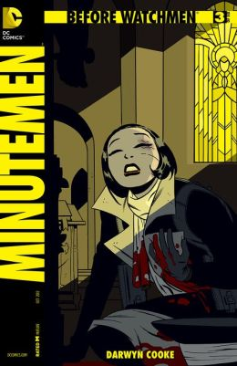 Before Watchmen: Minutemen #3 (NOOK Comics with Zoom View)